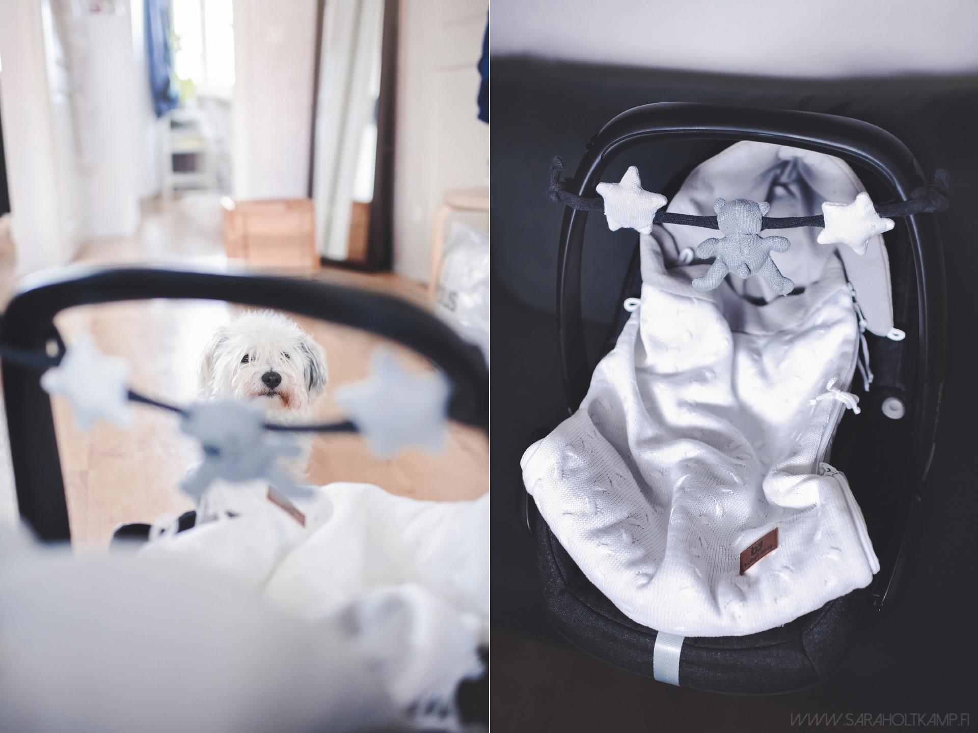 gravid tänka på i början
