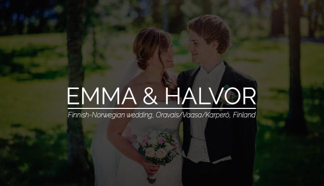 Emma Halvor 66 Mo