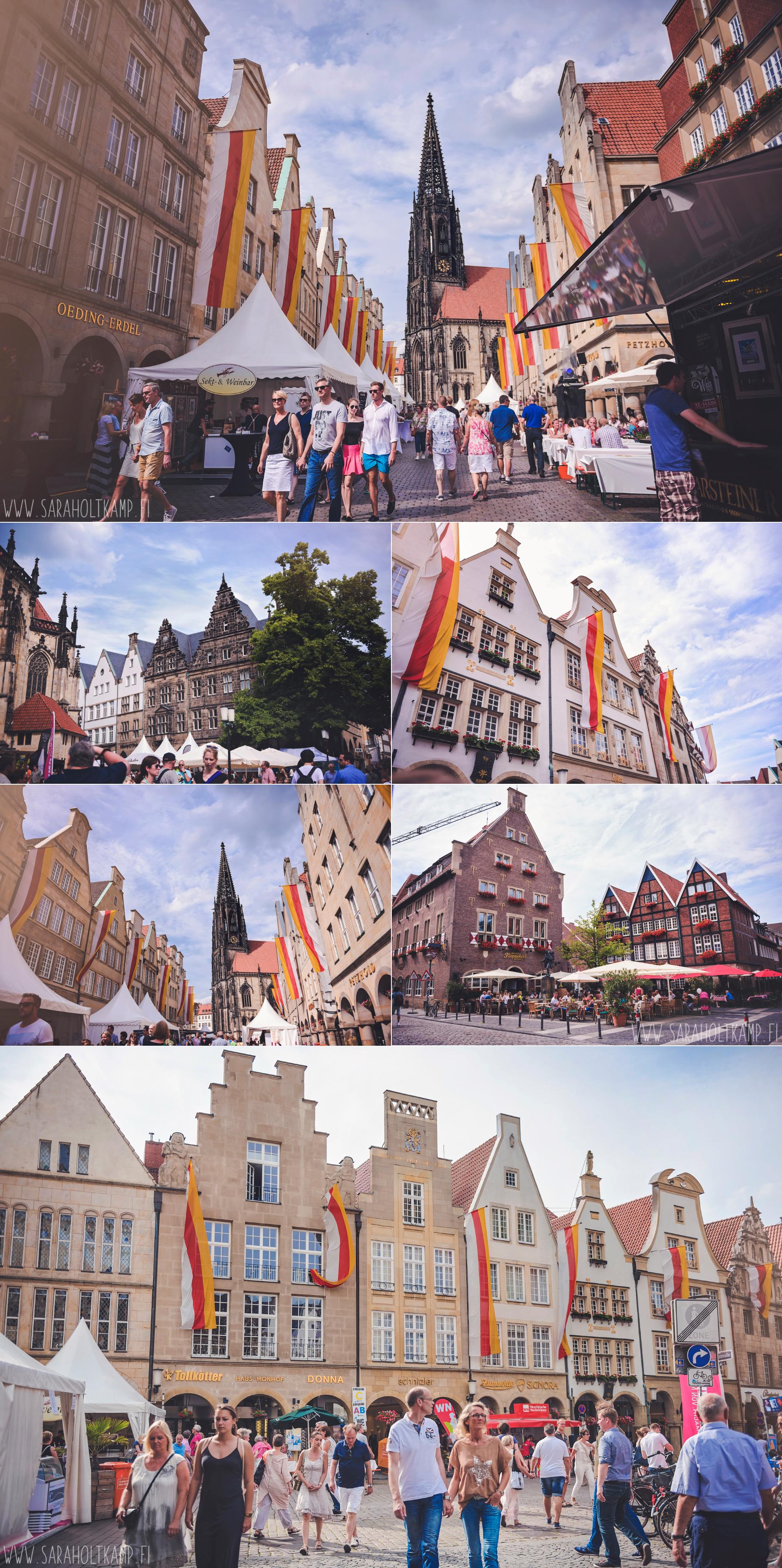 Münster prinzipalmarkt