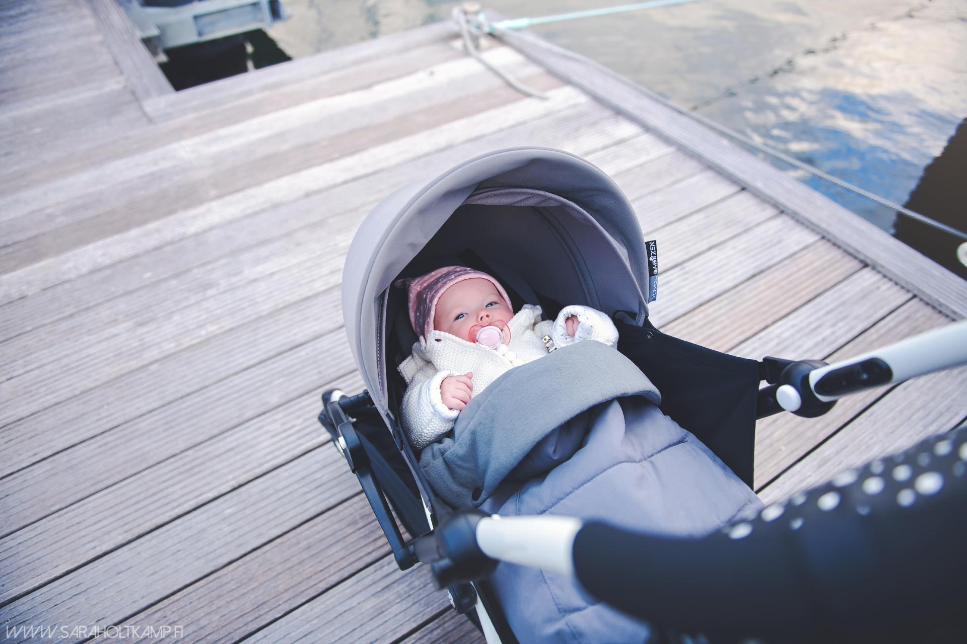 resa med baby