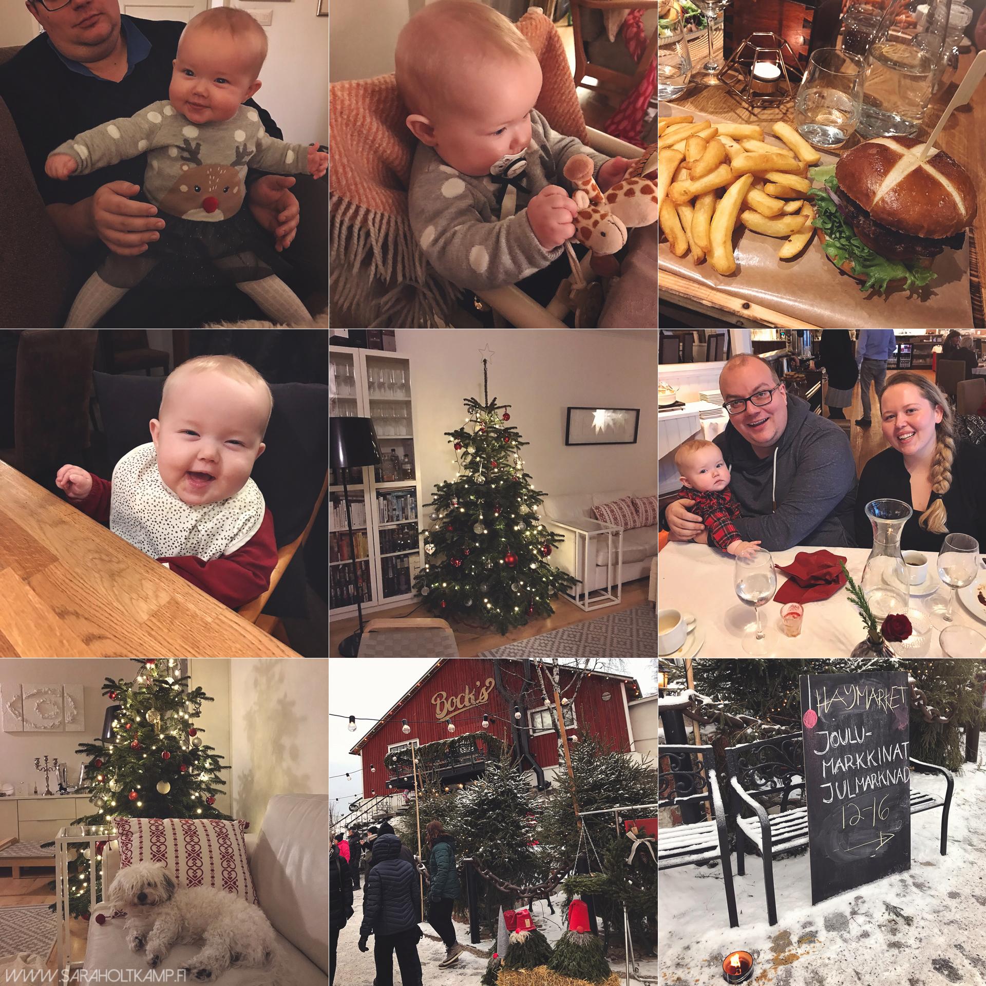 b2e89d585e90 Det var väldigt roligt och mysigt med Lias först jul och julen  överhuvudtaget. Men nu tycker jag också att det är skönt att den är över.